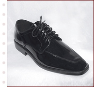 Men's Vinyl Dress Shoes on Sale
