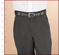 Men's Pleated Trouser on Sale