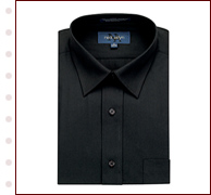 Black Tuxedo Shirt on Sale